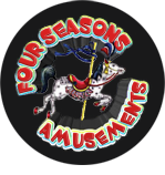 Four Seasons Amusements footer logo