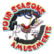 Four Seasons Amusement Logo