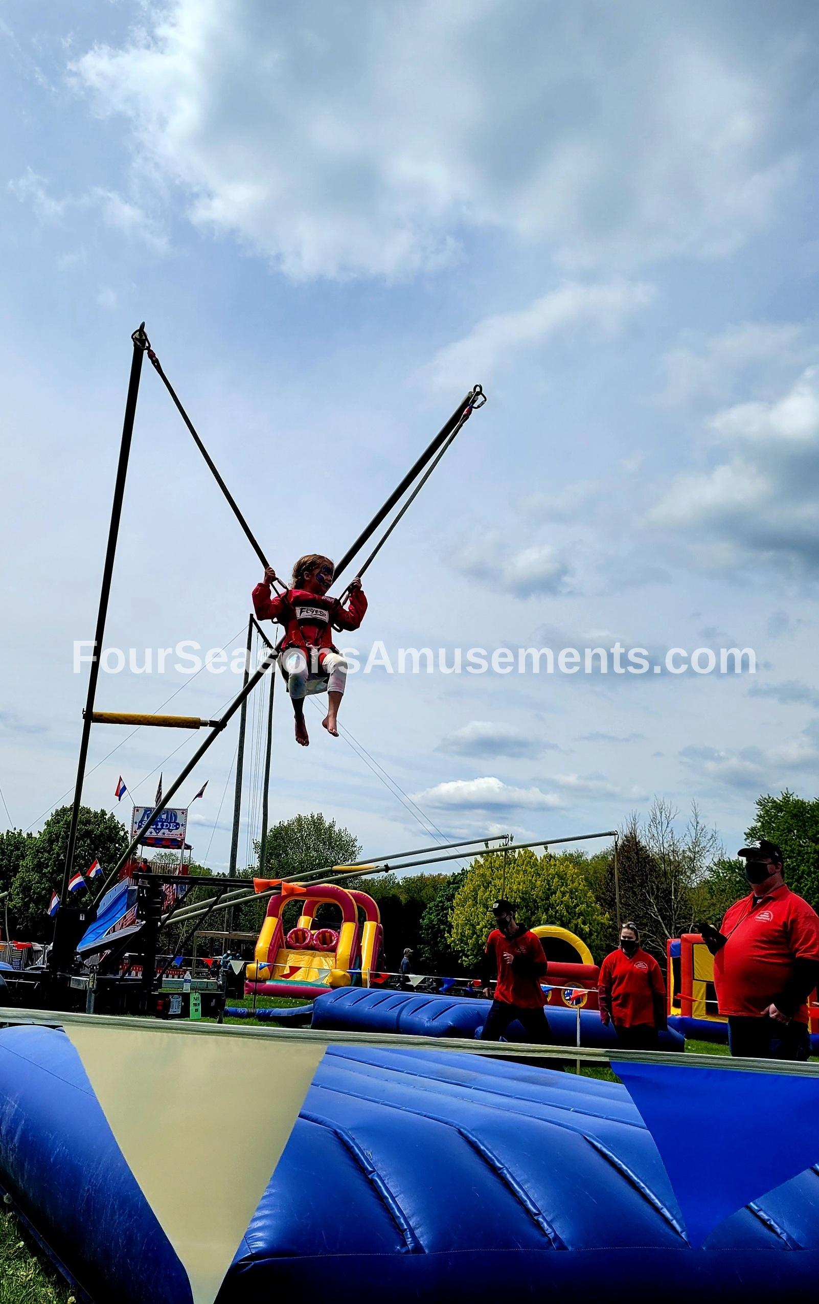 Extreme Air Euro Bungee Jump