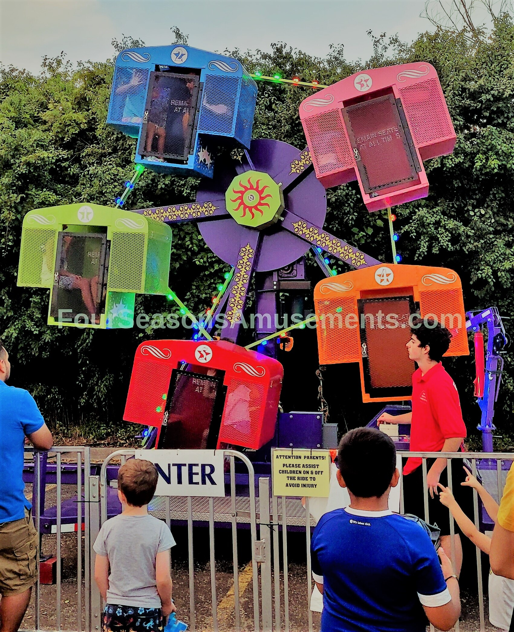 Fantasy Ferris Wheel