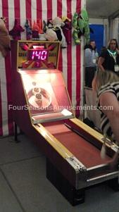 Vintage Skee Ball Alley