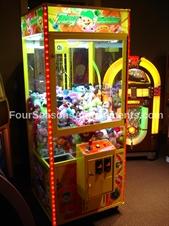 "Arcade Prize Cranes - ""The Claw"""