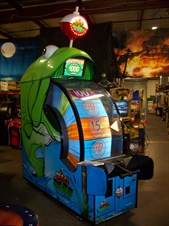 Big Bass Wheel Arcade Game