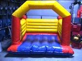 Bouncy Castle Moonwalk