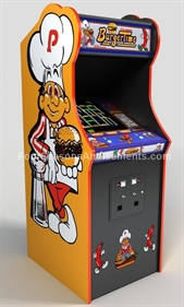 Burger Time Multicade (PLUS 60 other arcade favorites!)