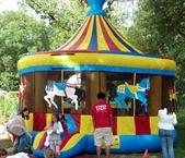 Carousel Bounce