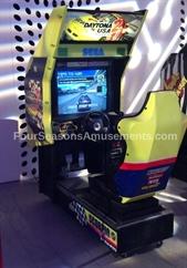 'Daytona 2' Sit-Down Driving Games