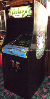 Galaga Multicade (60 in 1) Arcade Video Game