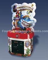 Hammerhead WHACK- A- MOLE Game