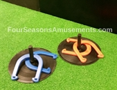 Horseshoe Set (Indoor/ Outdoor)