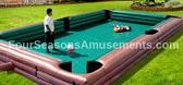 Giant Human Billiards