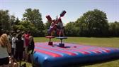 Pedestal Joust Competition