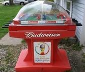 Kixx Bubble Soccer Arcade Game