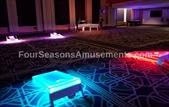 LED Baggo Cornhole Game Sets