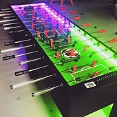 Giant Extreme LED (8 Player) Foosball Table
