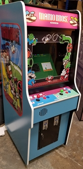 Super Mario/ Mario Brothers Dual Arcade Game