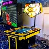 Pac Man 4 Player Battle Royale