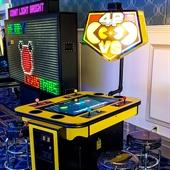 Pac Man 4 Player Battle Royale