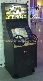 Off Road Stand-Up Driving Game