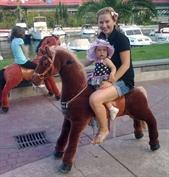Mechanical Pony Rides