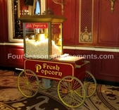 Classic & Flavored Popcorn Wagons