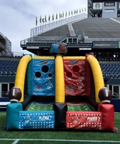 QB Blitz Inflatable