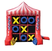 Tic Tac Toe Ball Toss