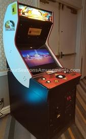 Target Toss Pro- Baggo Arcade Game