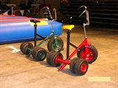 Giant Tricycles- The Wacky Trikes!