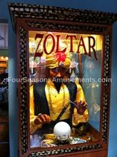 Zoltar Speaks Fortune Teller Machine